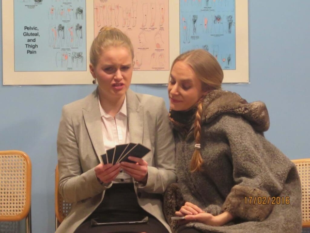 Bachelorprojekt HSLU von Rahel Bünter, Katharina Rückl und Susanne Andres; 2016