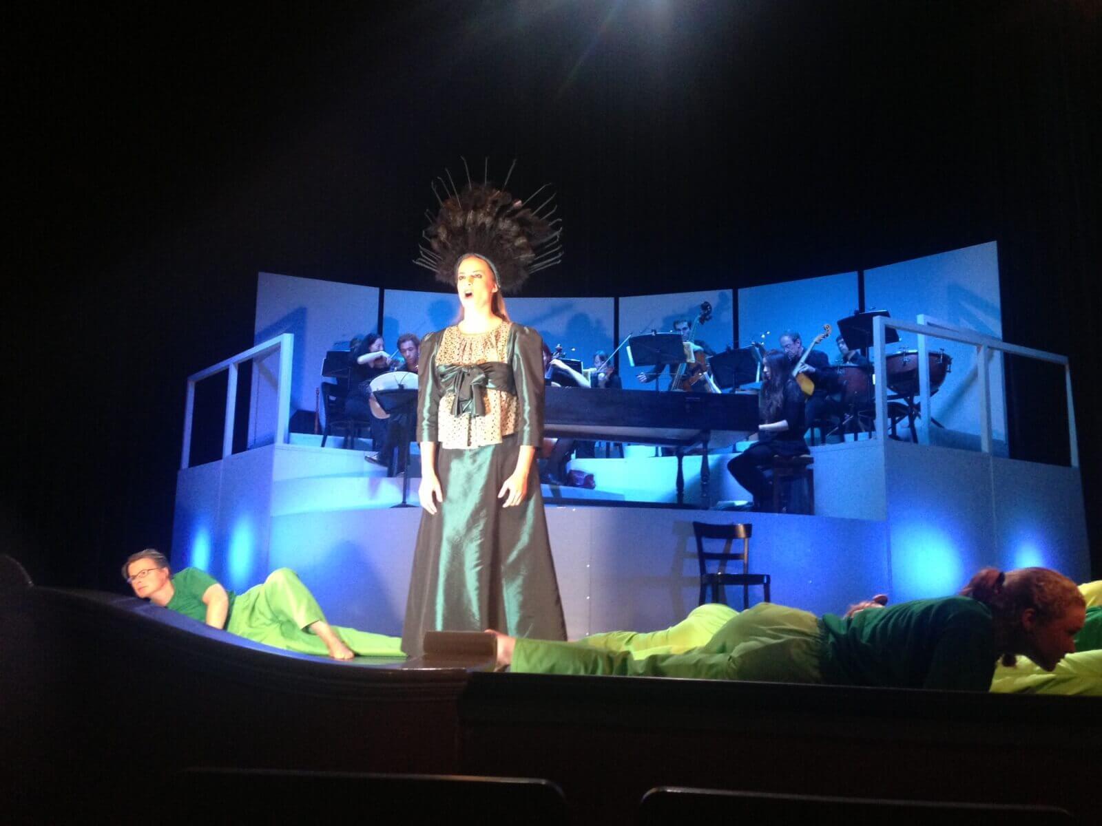 Sémélé - Marain Marais, Produktionsleitung: Antonio Hautle; Sursee, 2014